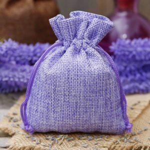 Lavendelblüten Duftsäckchen