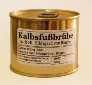 Kalbsfußbrühe nach Hildegard von Bingen 200g