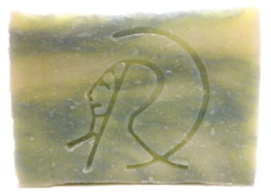 Hildegard Traubenkern Mandelöl Haarseife