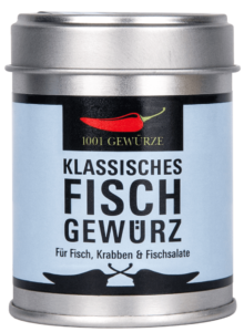 Klassisches Fisch Gewürz 23 g